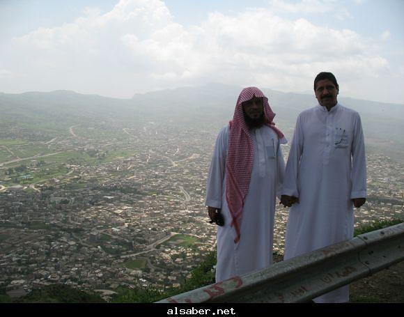 الشيخ سعد السبر في أب