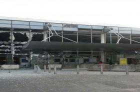 وقوع انفجارين هزا مطار بروكسل – أخبار عاجلة