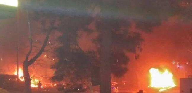 إصابة 12 شخص في انفجار داخل سوق طهران – أخبار عاجلة
