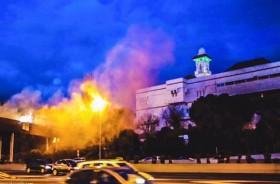 متطرفون يهاجمون مسجداً في مدريد – أخبار عاجلة