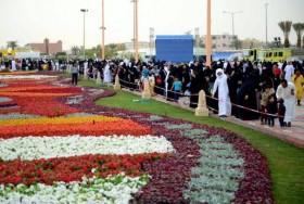 ختام فعاليات مهرجان ربيع الرياض 12 – الرياض أون لاين