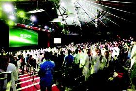 حفل بهيج لمهرجان السينما السعودية في الظهران – أخبار السعودية