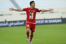 أنباء عن تعاقد النصر مع لاعب الجزيرة الإماراتي – أخبار النصر