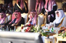 أمير الرياض: الخيل السعودية حققت العديد من الإنجازات في المحافل الدولية – أخبار السعودية